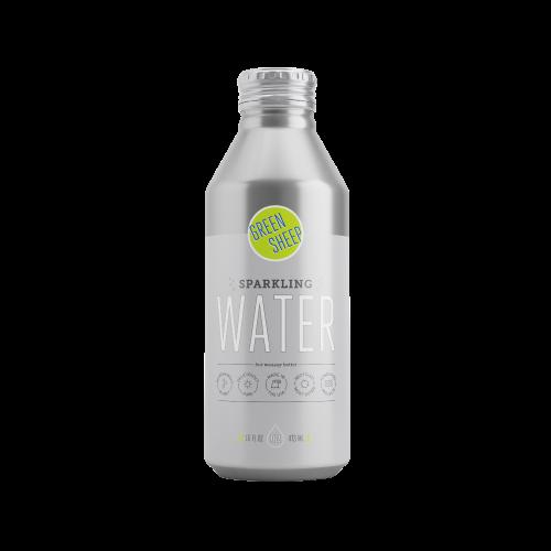 Green Sheep Sparkling Bottled Water