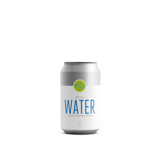 Green Sheep Canned Water