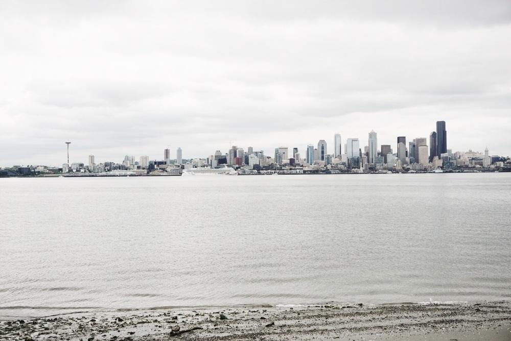 Seattle-scape