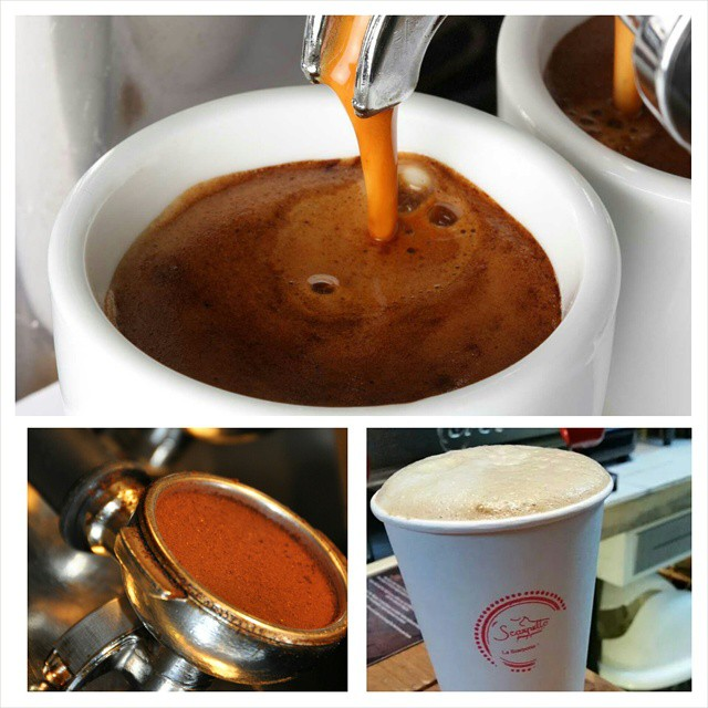 Espresso yourself…Buon day a tutti   #espresso #NYC #hellskitchennyc #cafe #buongiorno #foodismylife #instacool #nofilter #shopsmall  #shoplocal  #smallbiz #coffee  #italia