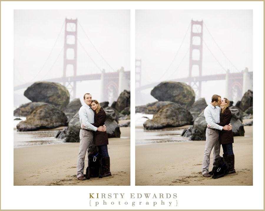 San Francisco Wedding Photography by Kirsty Edwards, Shoot Retouch Design