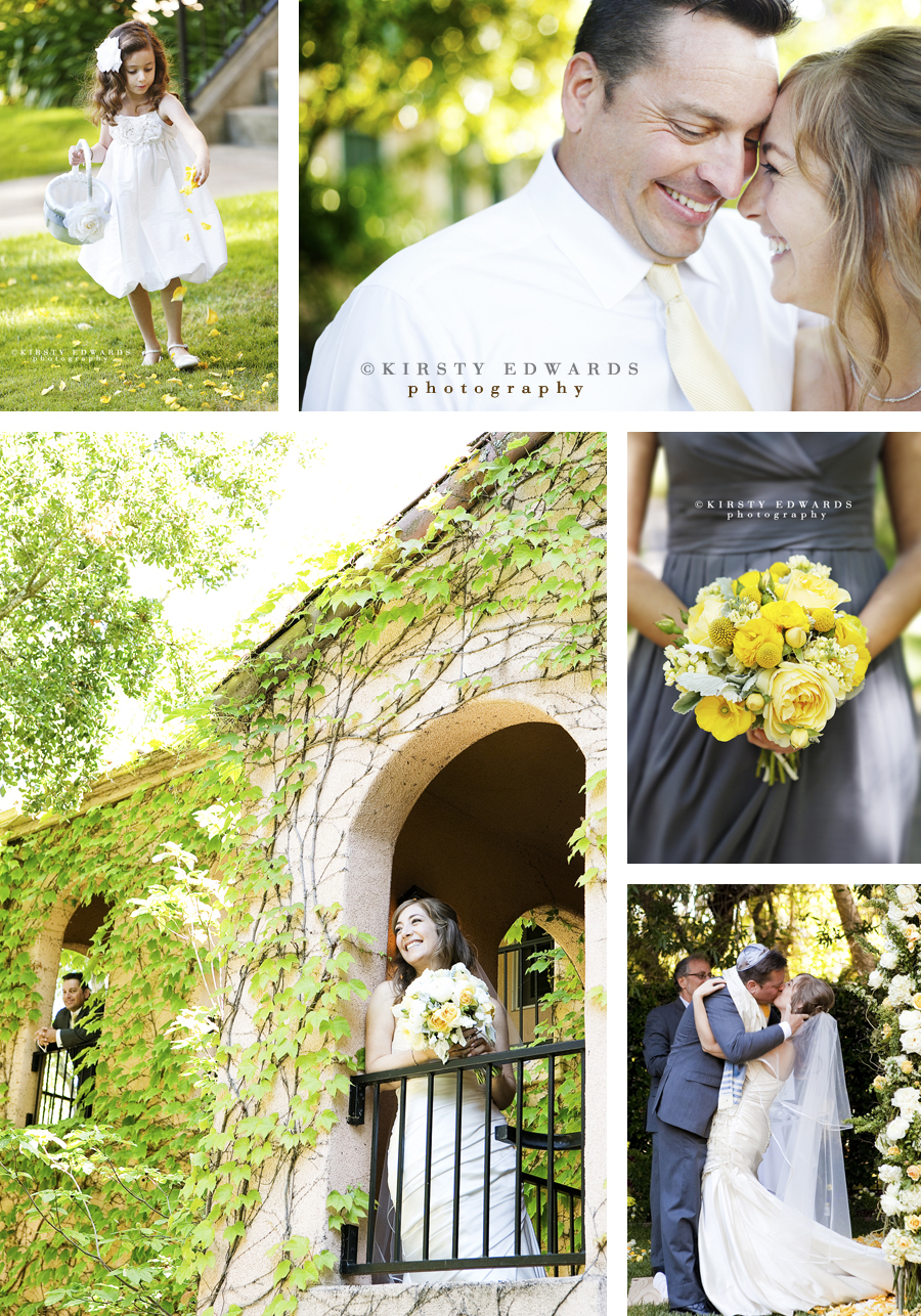 Sonoma mission wedding