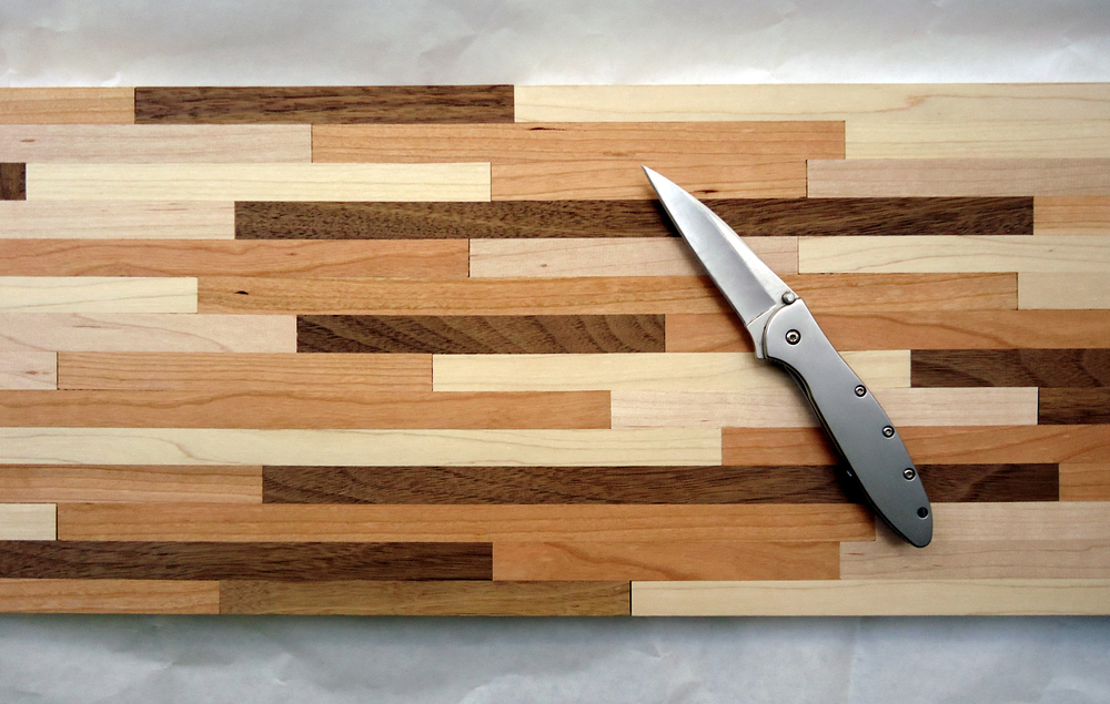 Cutting Board. Long and Narrow.