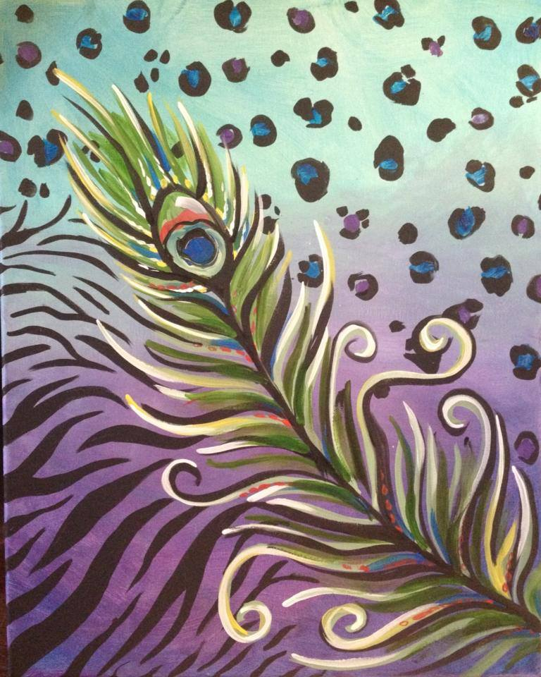 """Wild About Peacock"" - 2.5 hours"