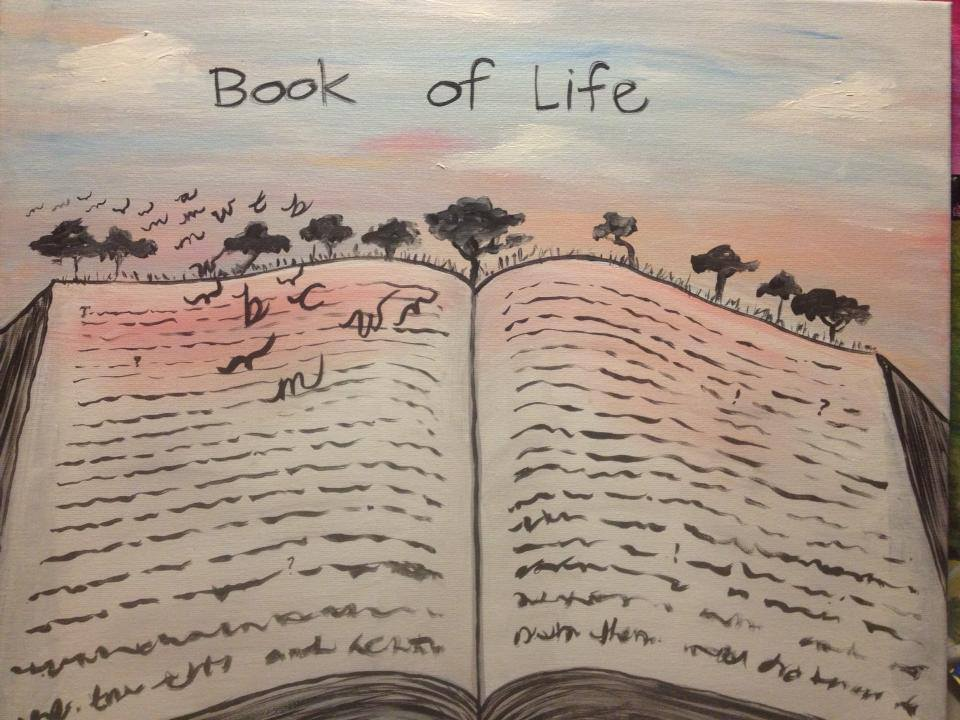 """Book of Life"" - 2 hours"