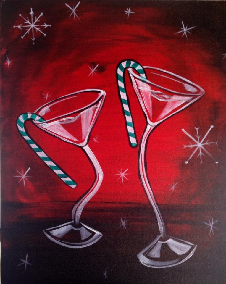 """Merry Martinis"" - 2 hours"
