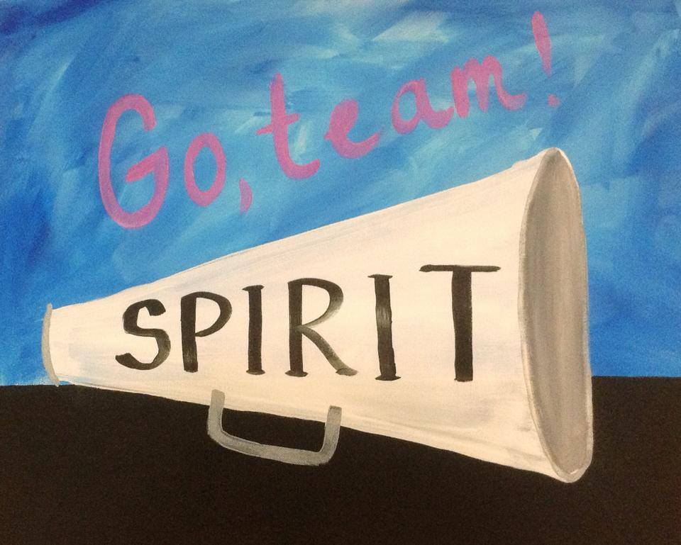 """Spirit Megaphone"" - customizable - 1.5 hours"