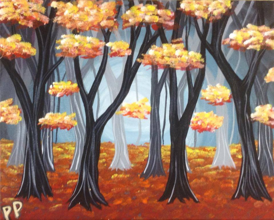 """Autumn Woods"" - 2 hours"