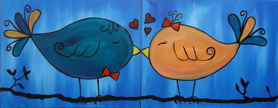 """Lovebirds"" - 2 hours"