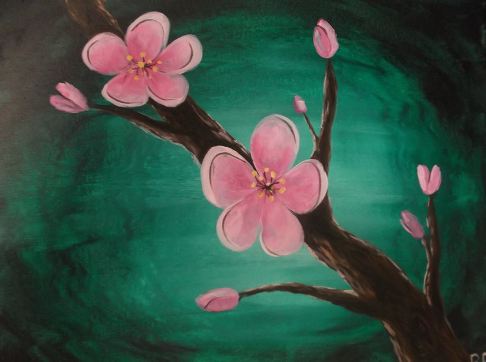 """Midnight Cherry Blossoms"" - 2 hour version"