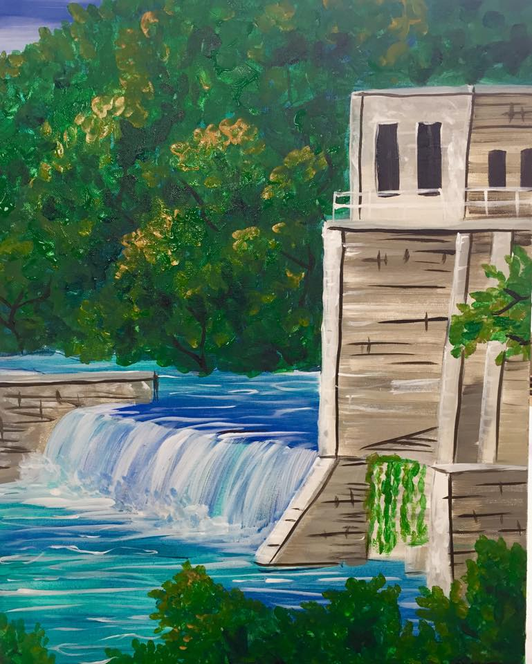 """Cummings Dam"" - 2.5 hours"