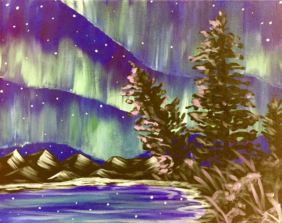 """Northern Lights Serenade"" - 2 hours"
