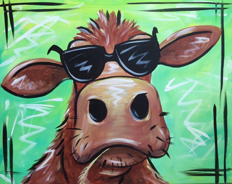 """Cow-Abunga"" - 2.5 hours"