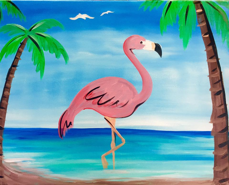 """Flamingo Fancy"" - 2 hours"