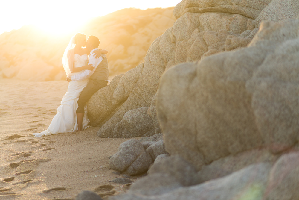 beach wedding los cabos