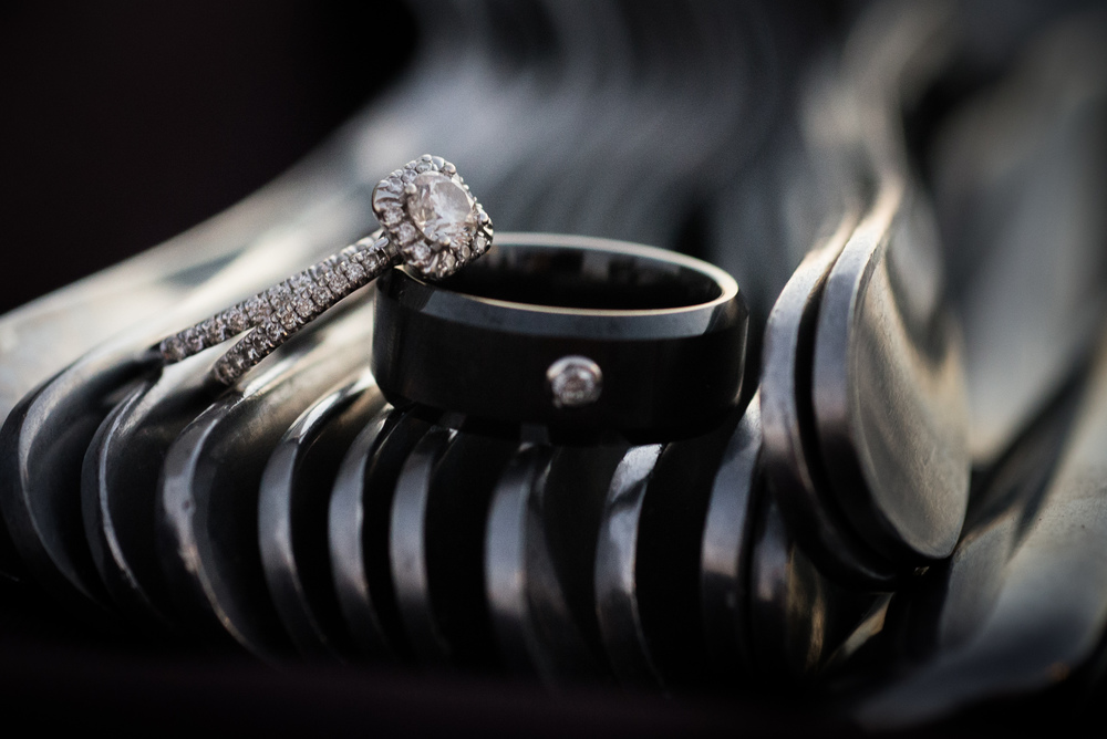 los cabos wedding rings