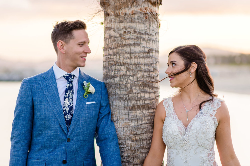 Wedding at Hotel El Ganzo San Jose del Cabo. Chris and Nick