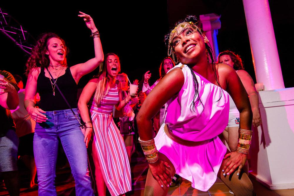 White Party Riu Santa Fe