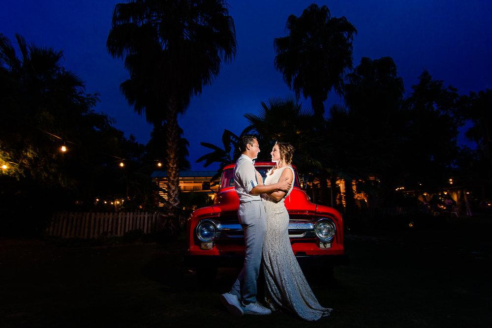 East Cape wedding