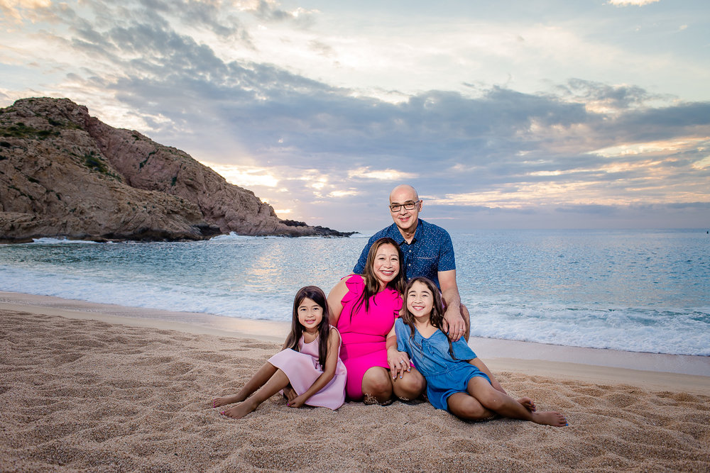 Montage Los Cabos Family Pictures
