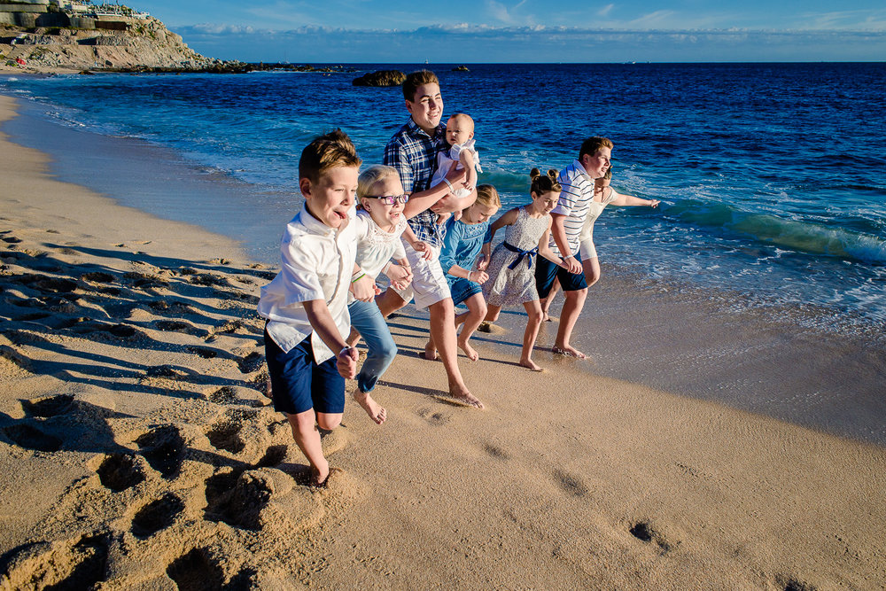 Olmstead Family Los Cabos