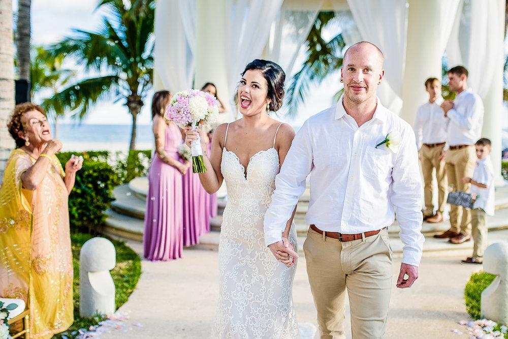 Hyatt Ziva Los Cabos wedding. C & J