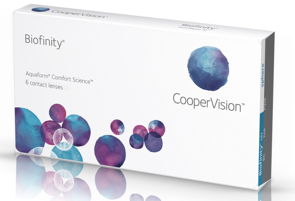 exklusives Sortiment bieten viel neu authentisch Biofinity Sphere — The Lens Men