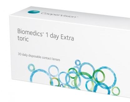 Biomedics 1 Day Extra Toric — The Lens Men 7c6c79d3e2
