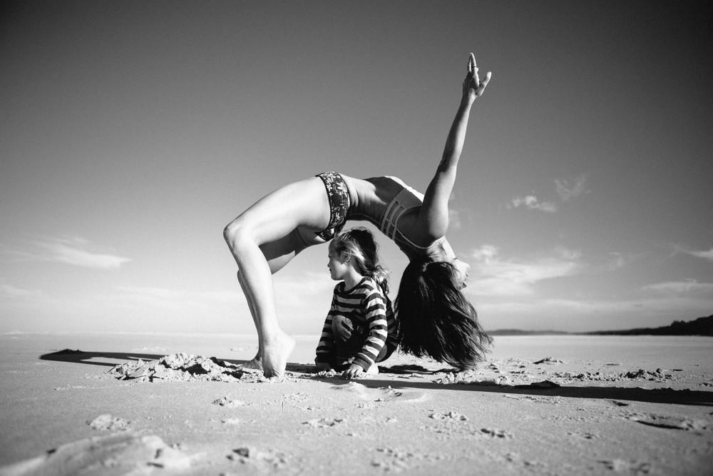Reach up ...