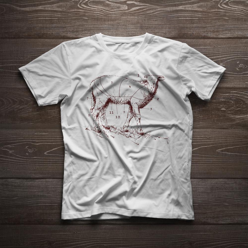 T-Shirt Design - Butcher & Baker