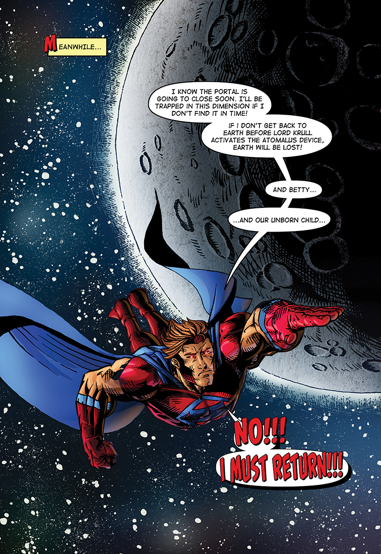 Traditional & Digital Illustration - The Creators of Comic Books