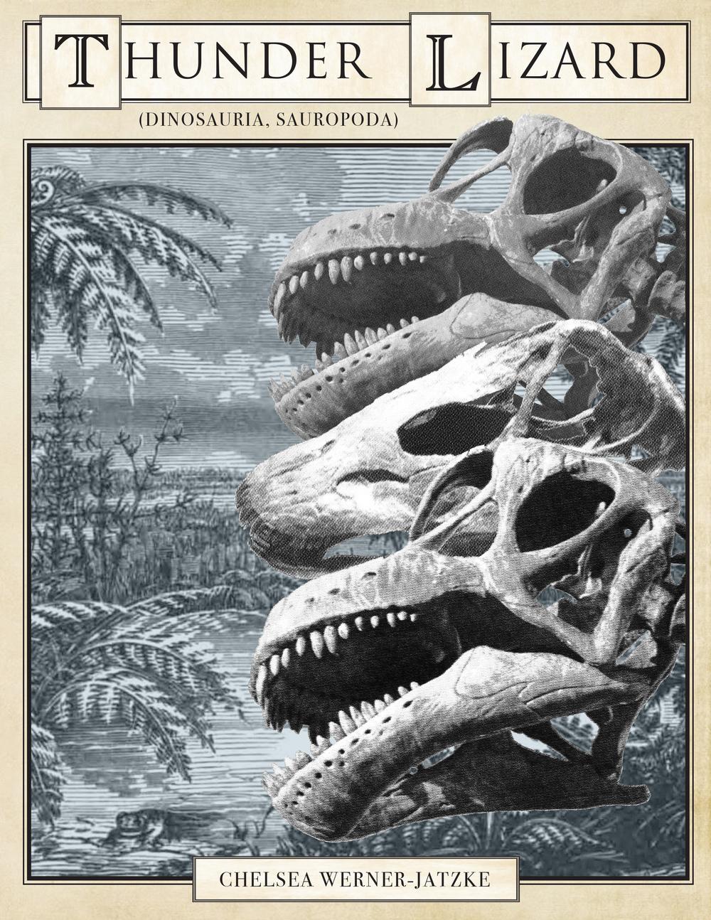 Thunder Lizard (Dinosauria, Sauropoda) , H_NGM_N 2016