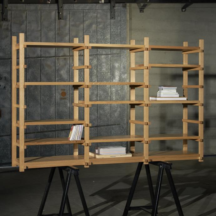 Urban Ladder Kitchen Shelf: Yvonne Mouser