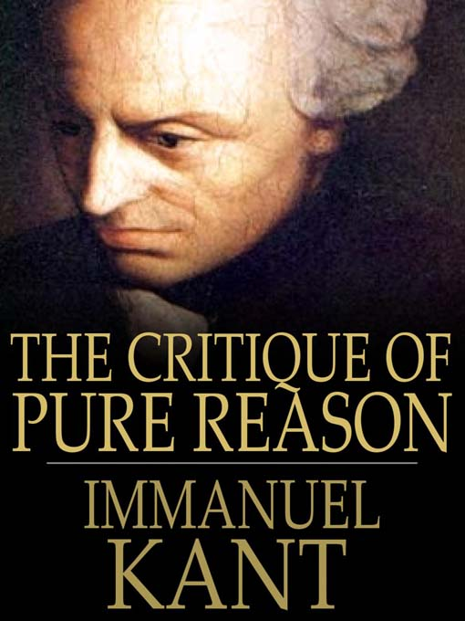the reason and marality according to immanuel kant ― immanuel kant, critique of pure reason tags: moral-law 2 likes  law is declared and established by reason as a  therefore, changeable, according to.