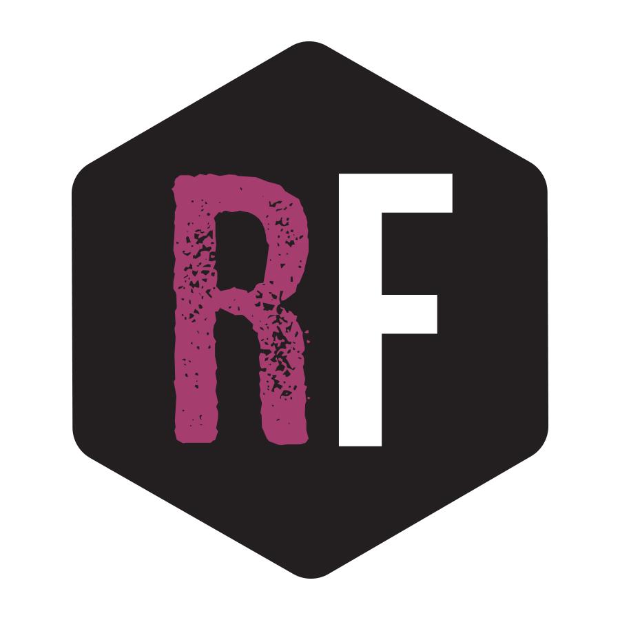 Rush Fitness Logo Design