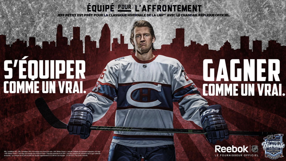 Reebok NHL