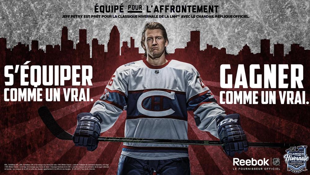 Reebok: NHL