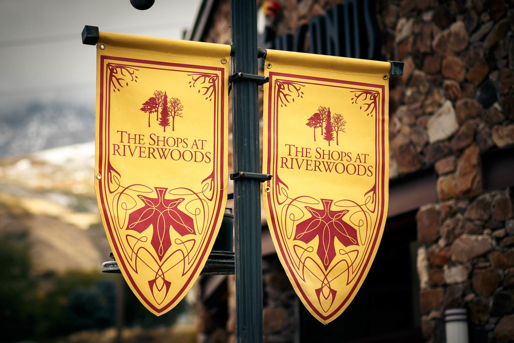Riverwoods Banners