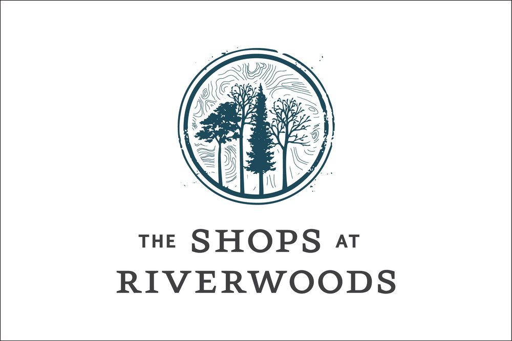 Shops at Riverwoods Rebrand