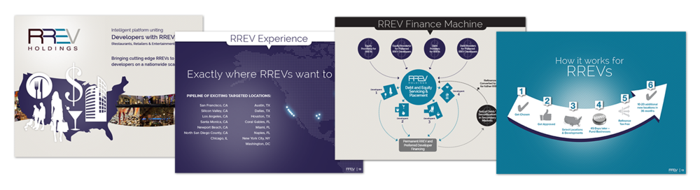 RREV Holdings sales deck (real estate)