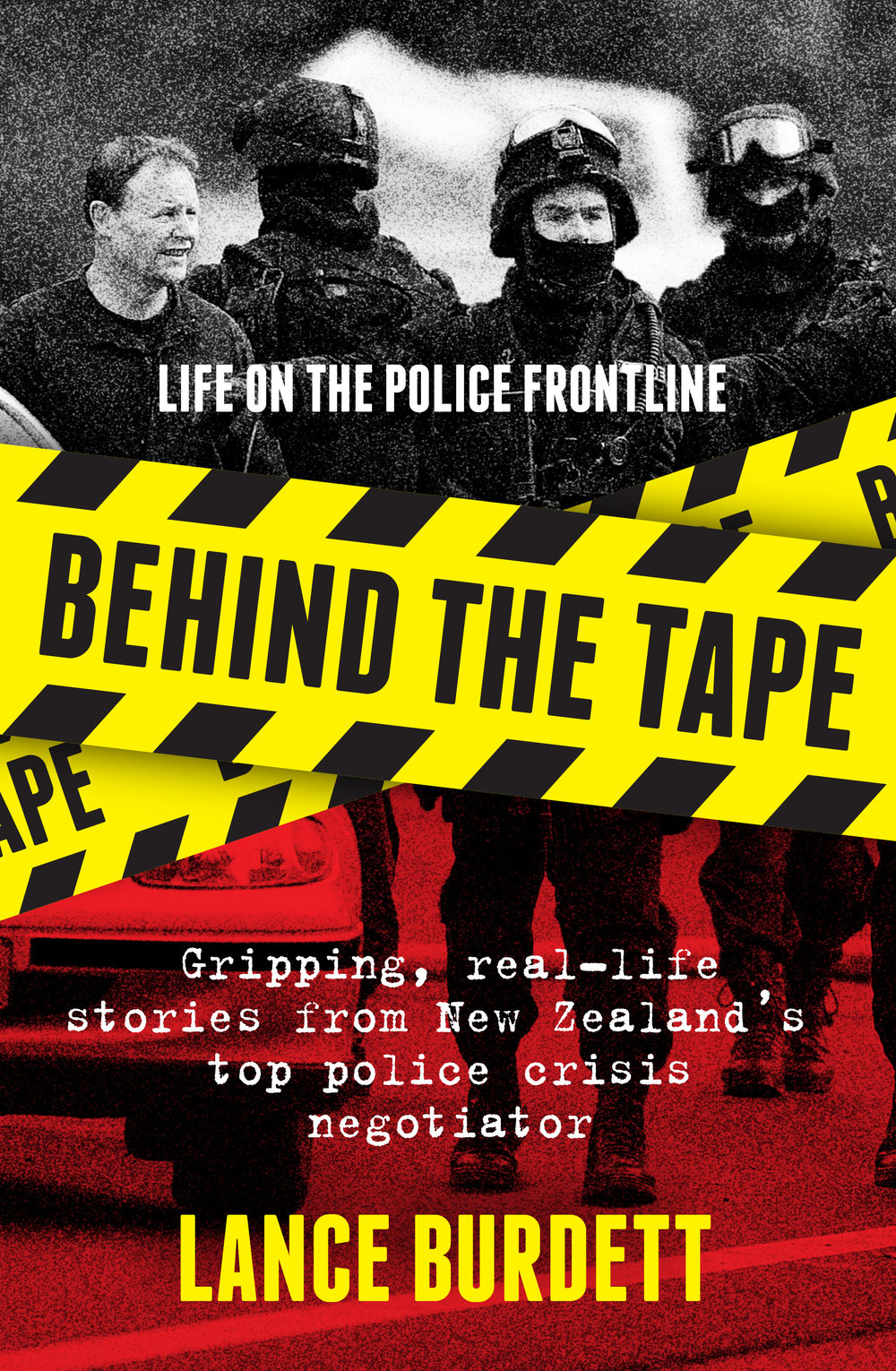Behind the Tape - Lance Burdett