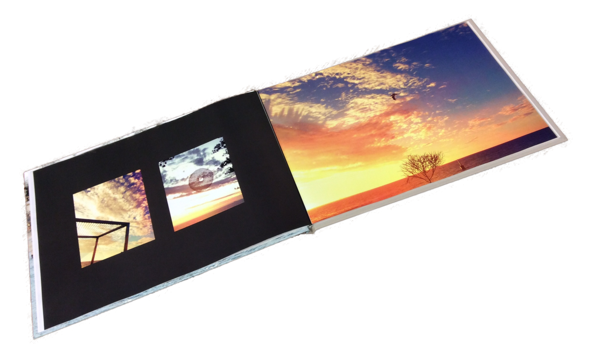 Large Landscape A3 photobooks are perfect for when you want to make a real statement!
