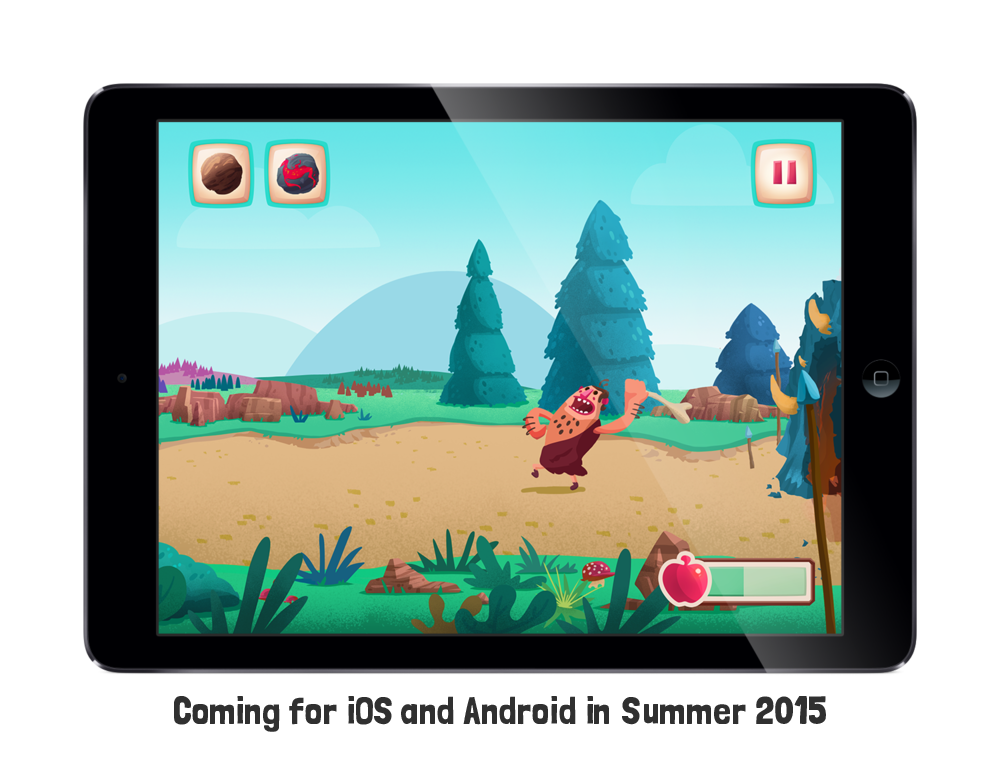 Coming for iOS and Android in fall 2014