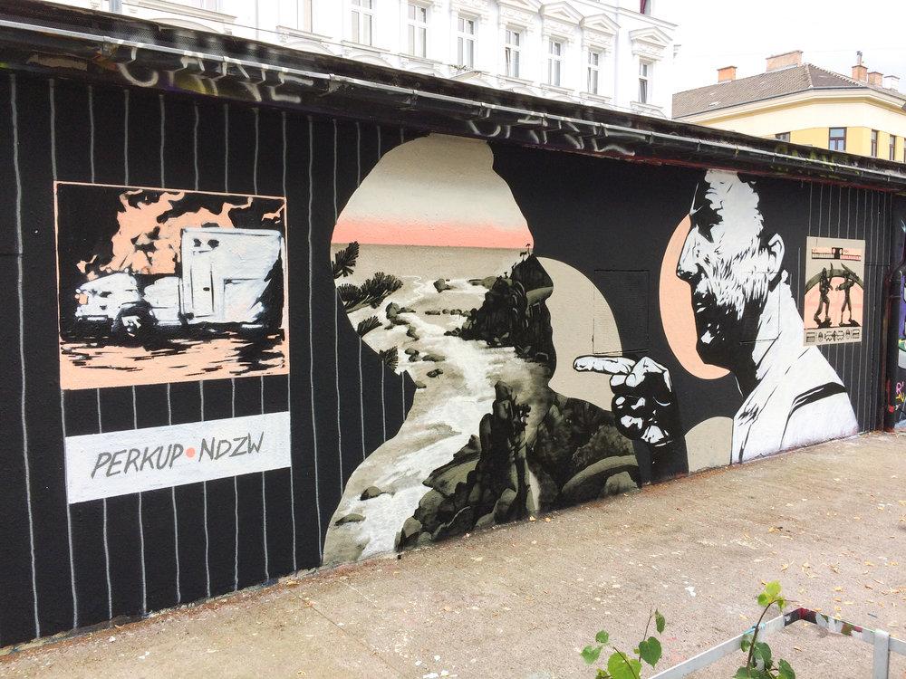 Yppenplatz Vienna 2017 With: NDZW