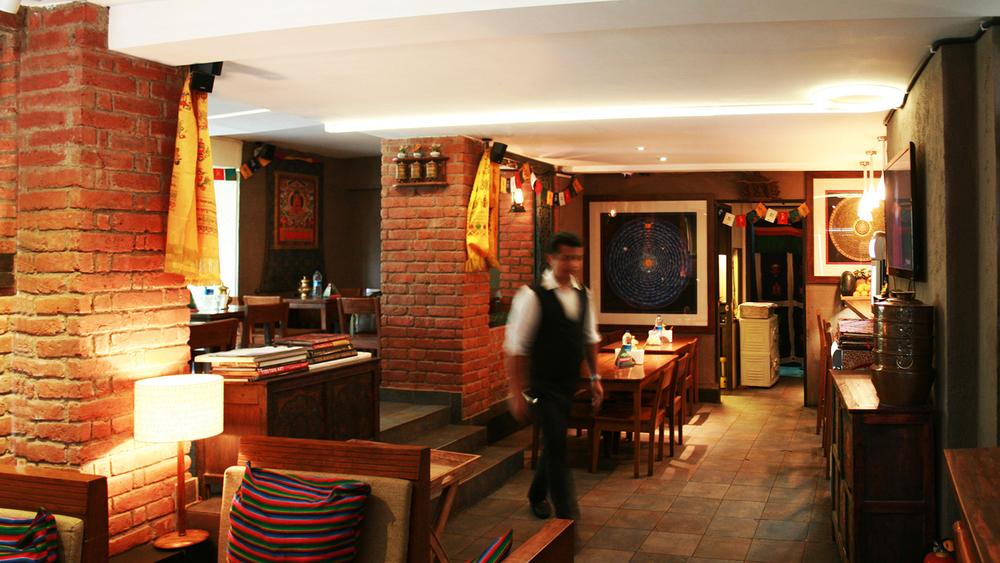 yeti the himalayan kitchen hauz khas village new delhi - Himalayan Kitchen