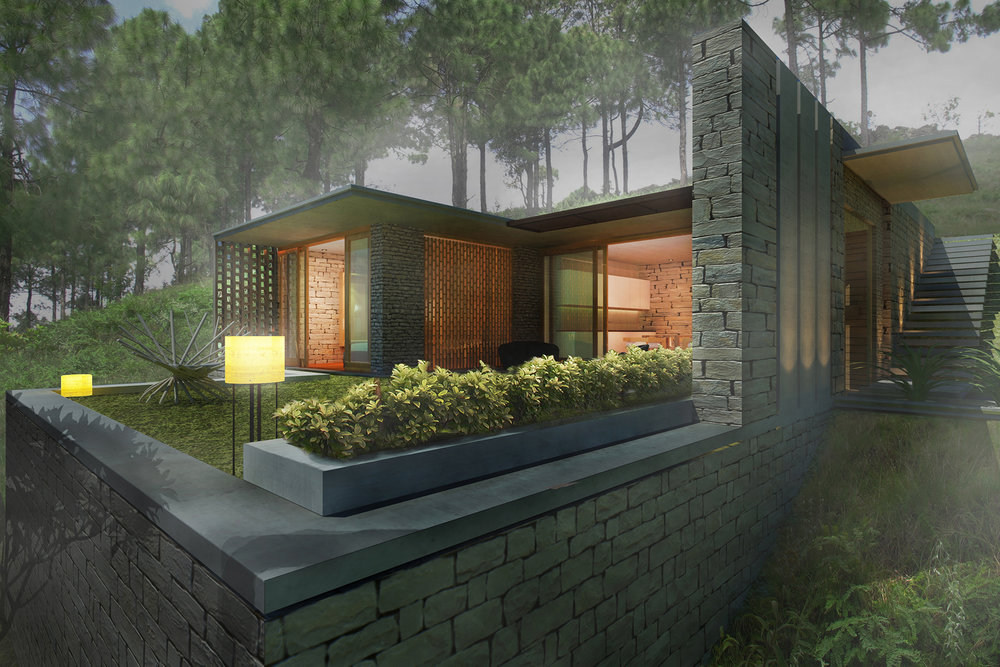 Cloud villas & resort - Lansdowne