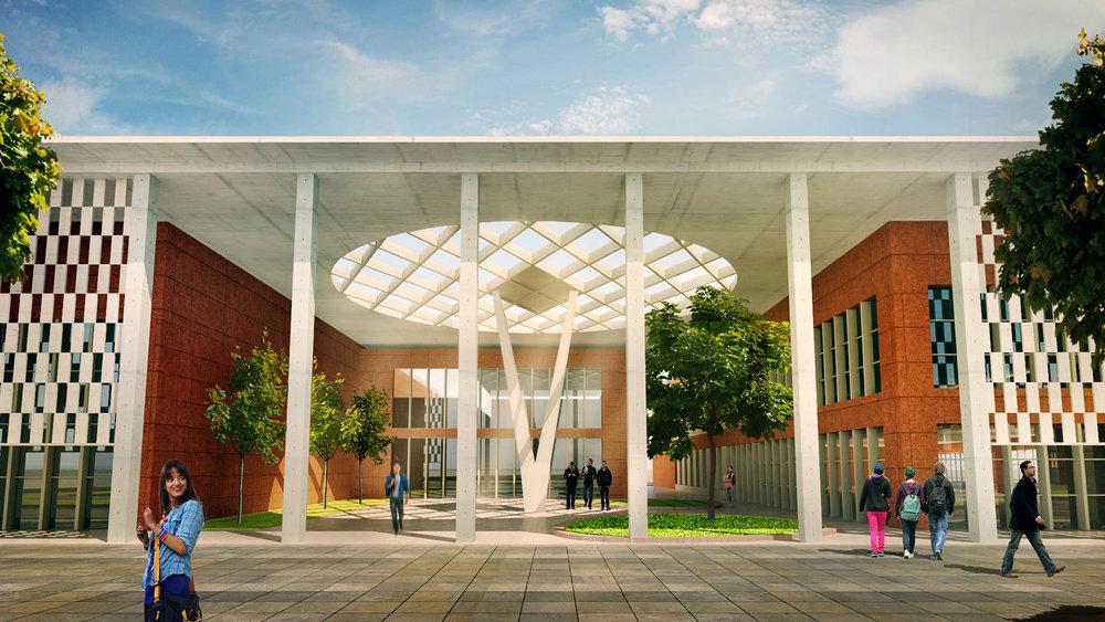 Center for higher learning - diu