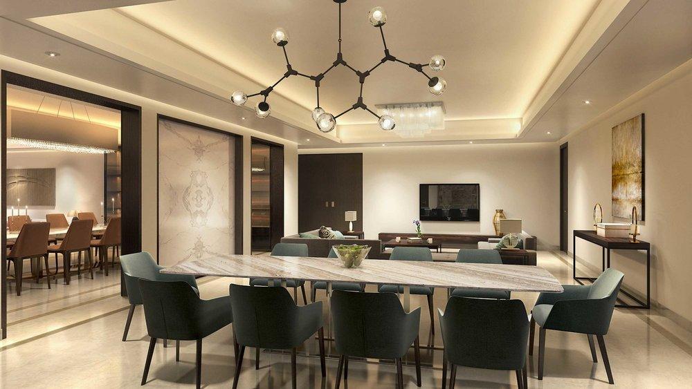 West residence - new delhi