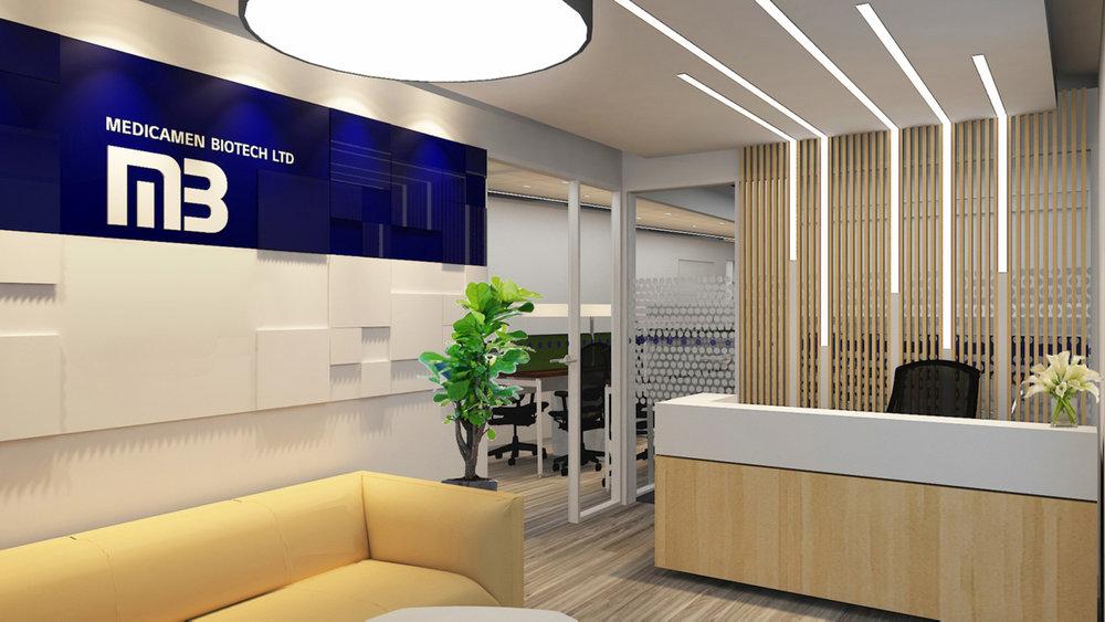 medicamen office - new delhi