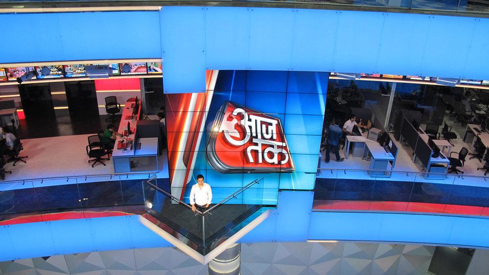 tv today network - noida